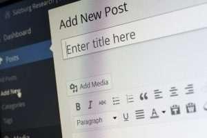 wordpress-blog-writing